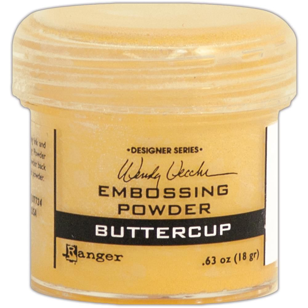 Embossing Powder Wendy Vecchi Buttercup