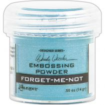 Embossing Powder Wendy Vecchi Forget-Me-Not