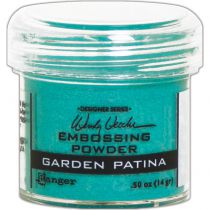 Embossing Powder Wendy Vecchi Garden Patina