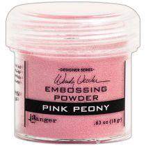 Embossing Powder Wendy Vecchi Pink Peony