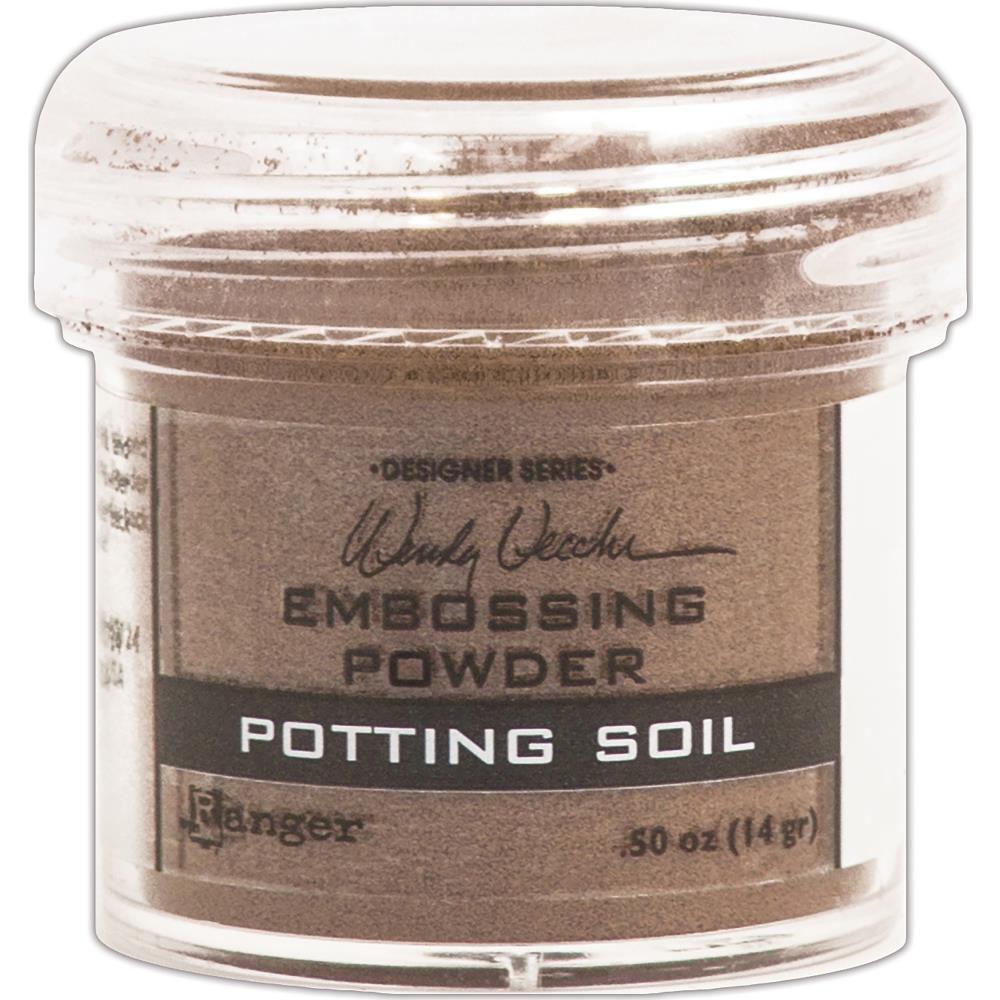 Embossing Powder Wendy Vecchi Potting Soil