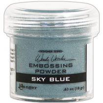 Embossing Powder Wendy Vecchi Sky Blue
