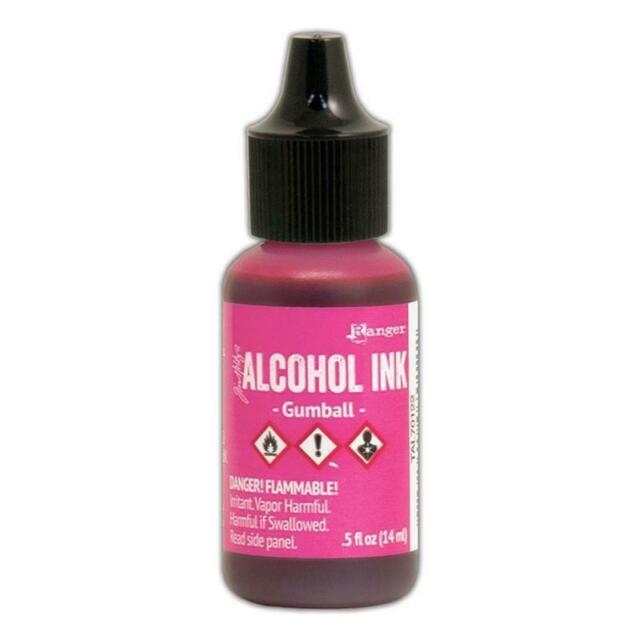 Encre à alcool Tim Holtz - gumball