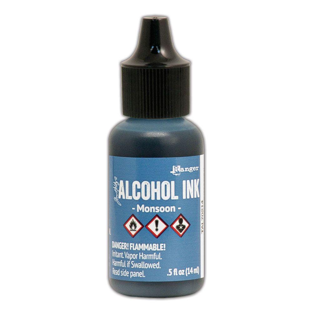 Encre à alcool Tim Holtz - monsoon