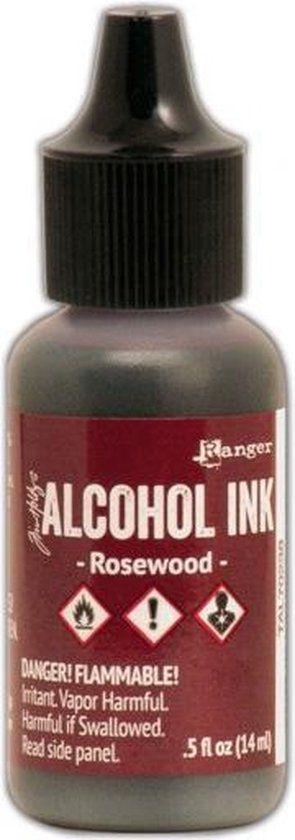Encre à alcool Tim Holtz - rosewood
