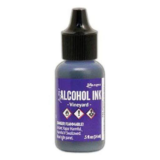 Encre à alcool Tim Holtz - vineyard