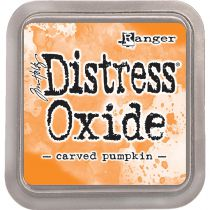 ENCRE DISTRESS OXIDE CARVED PUMPKIN