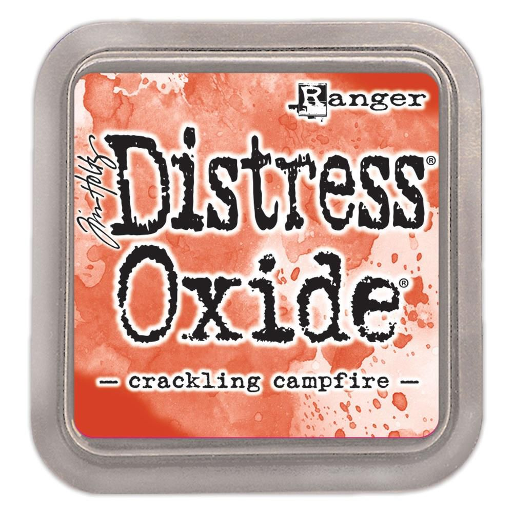 ENCRE DISTRESS OXIDE Crackling Campfire