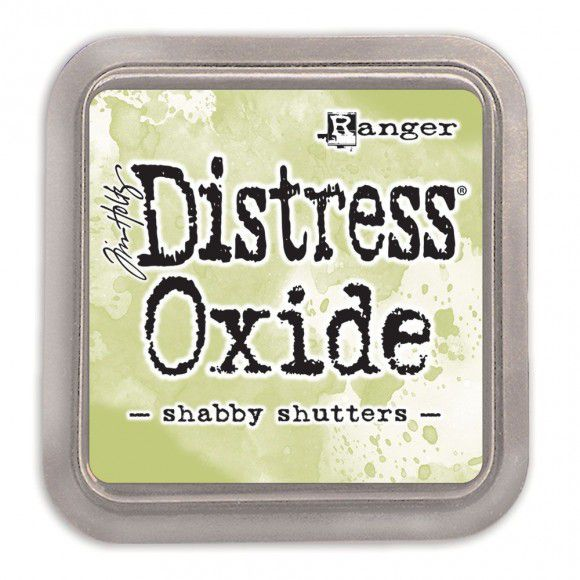 ENCRE DISTRESS OXIDE SHABBY SHUTTERS