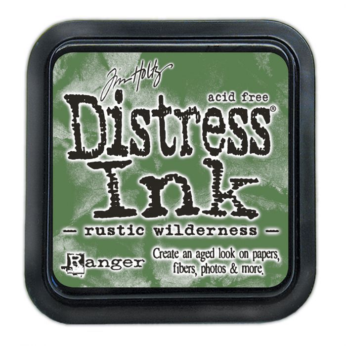 ENCRE DISTRESS RUSTIC WILDERNESS