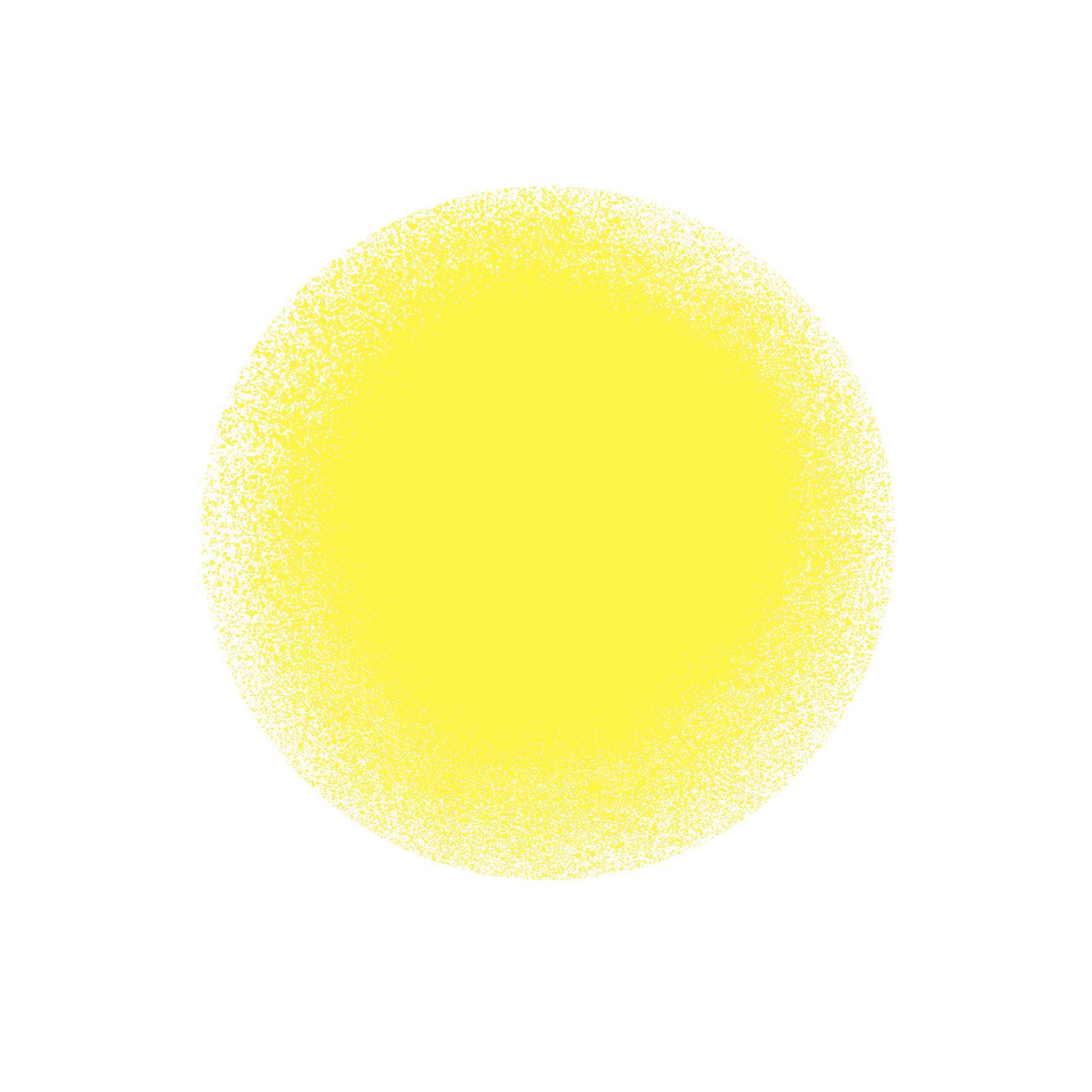 ENCRE IZINK AUX REFLETS NACRES - Jaune Pastel