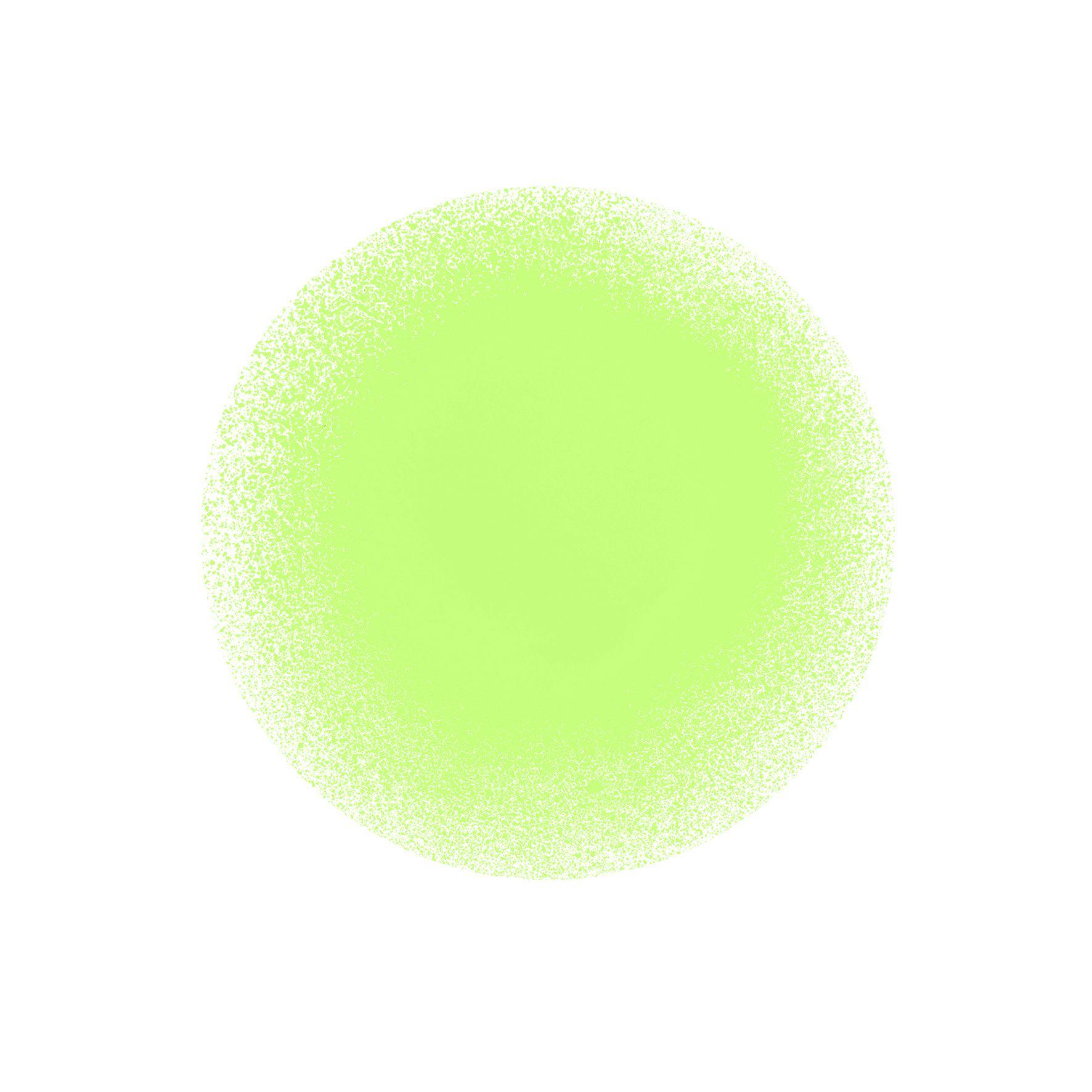 ENCRE IZINK AUX REFLETS NACRES - Vert Anis