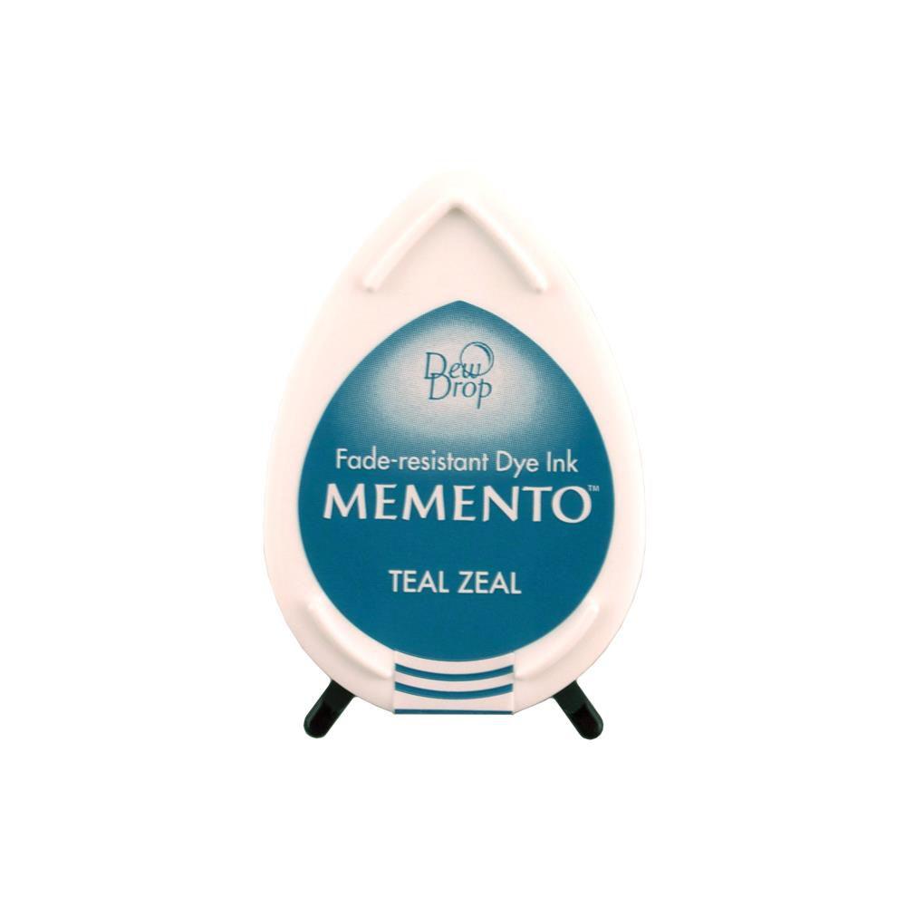 ENCRE MEMENTO DEW DROP TEAL ZEAL