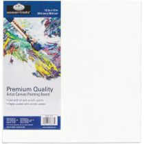 "Essentials Premium Canvas Board 12""X12\"""