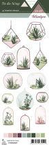 Etiquette un air botanique - Plantes 2