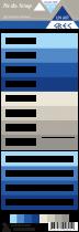 Etiquette un air grec - étiquettes rectangles