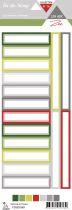 étiquette un air zen étiquettes rectangles