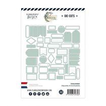 Étiquettes N°23 CÉLADON