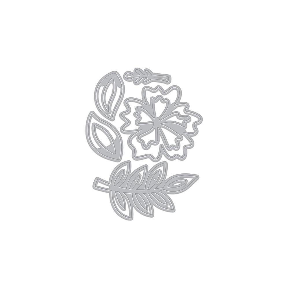 FANCY DIES - Hibiscus