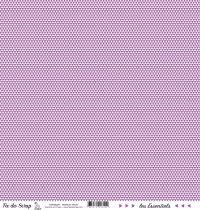 feuille les essentiels violet triangles