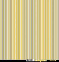 feuille Les rayures jaune/gris