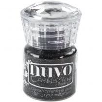 Glitter Embossing Powder - Glitter Noir