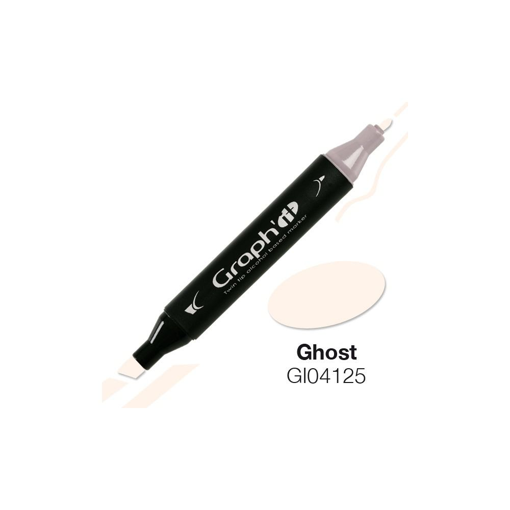 GRAPH\'IT Marqueur alcool 4125 - Ghost