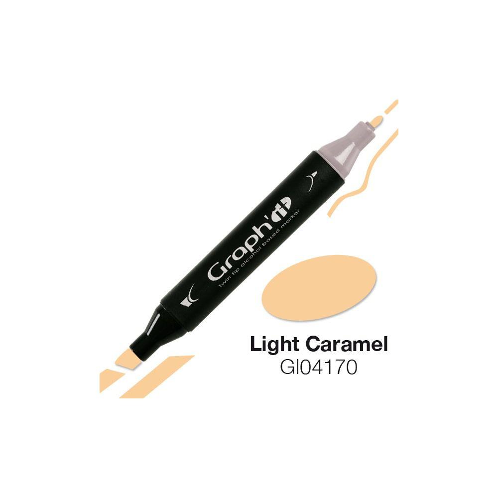 GRAPH\'IT Marqueur alcool 4170 - Light Caramel