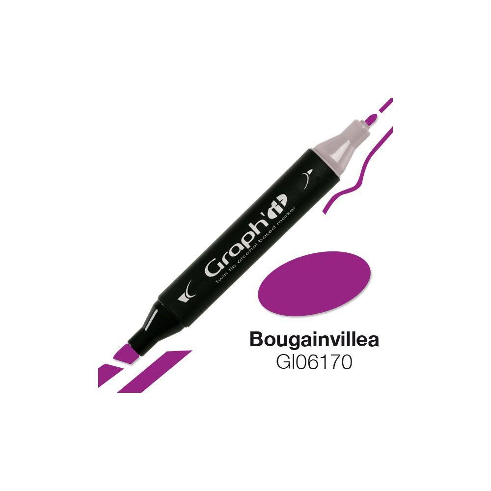GRAPH\'IT Marqueur alcool 6170 - Bougainvillea