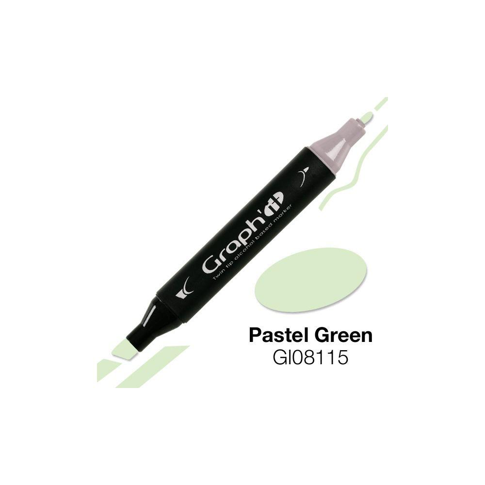 GRAPH\'IT Marqueur alcool 8115 - Pastel green
