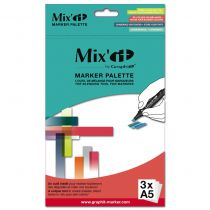 GRAPH\'IT Mix\'it palette pour marqueurs