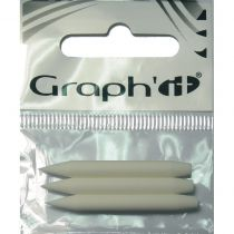 GRAPH\'IT Sachet de 3 pointes brush