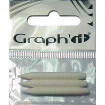 GRAPH\'IT Sachet de 3 pointes brush