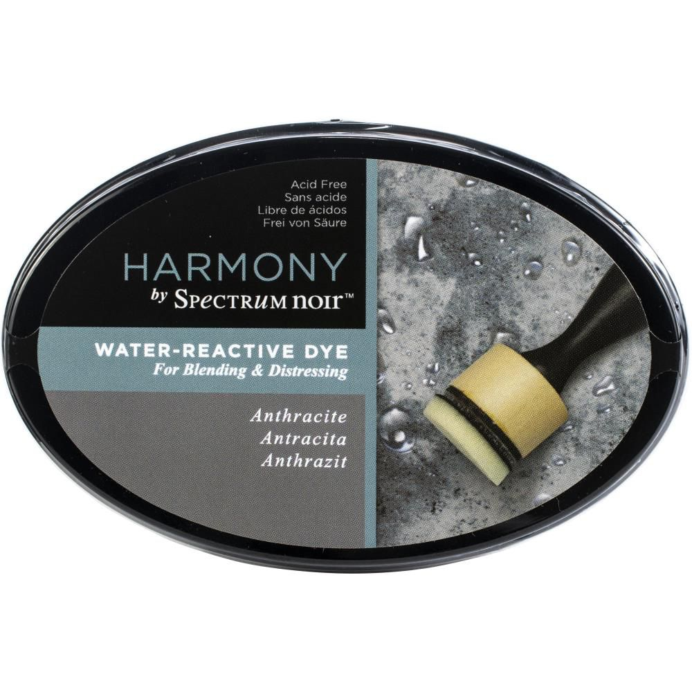 HARMONY WATER REACTIVE INK PAD - Anthracite