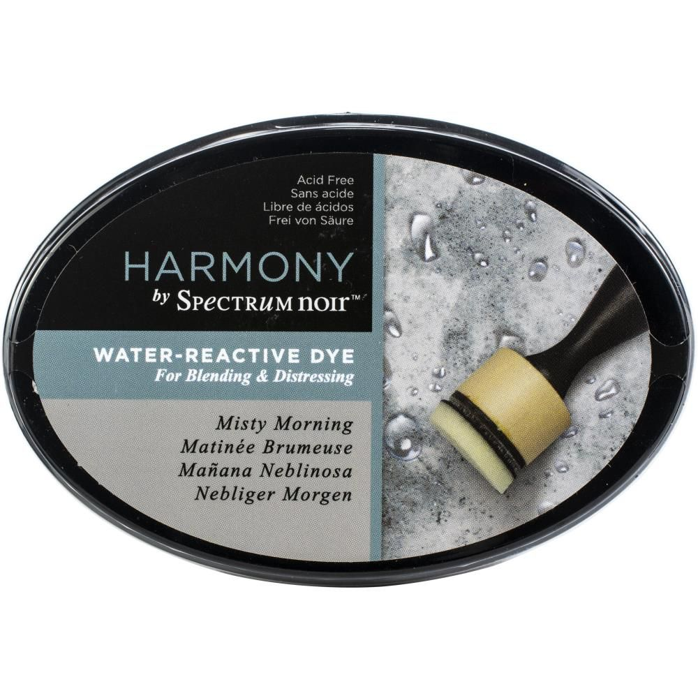HARMONY WATER REACTIVE INK PAD - Misty Morning