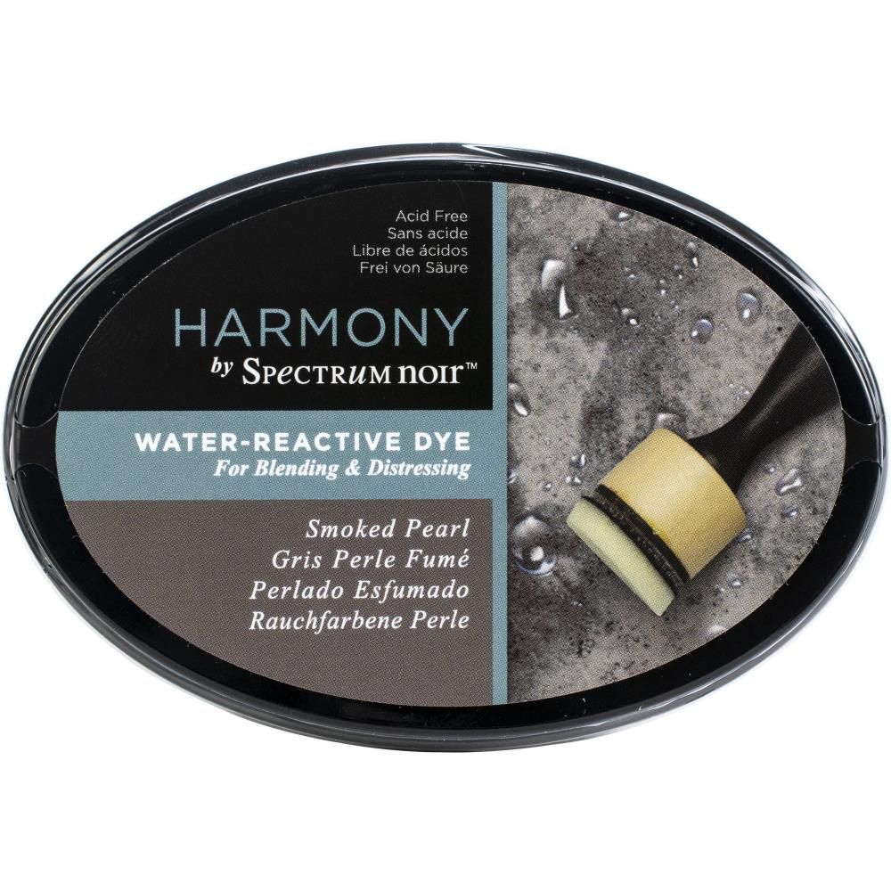 HARMONY WATER REACTIVE INK PAD - Smoked Pearl