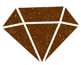 IZINK Peinture Diamond - Marron