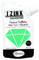 IZINK Peinture Diamond - Turquoise