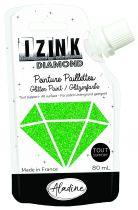 IZINK Peinture Diamond - Vert Foncé
