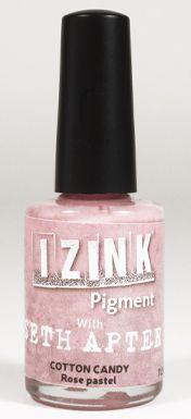 IZINK PIGMENT ROSE PASTEL