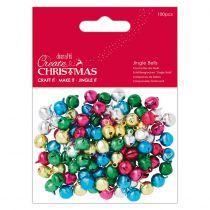 Jingle Bells (100pcs) - Bright - Create Christmas