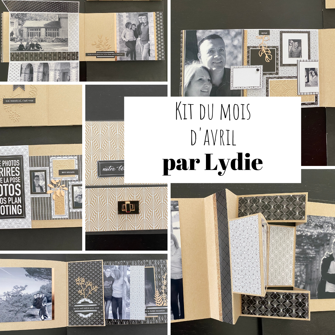 KIT ALBUM AVRIL 2020 PAR LYDIE