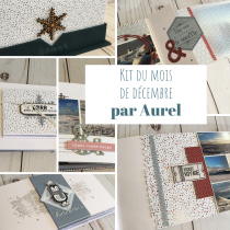 KIT ALBUM DECEMBRE 2019 PAR AUREL