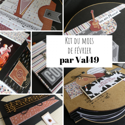 KIT ALBUM FEVRIER 2020 PAR VAL49