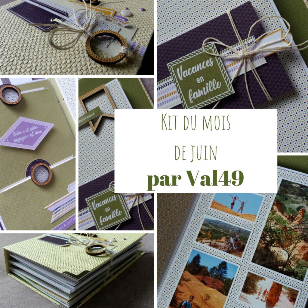 KIT ALBUM JUIN 2019 PAR VAL49