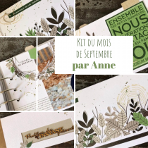 KIT ALBUM SEPTEMBRE 2020 PAR ANNE