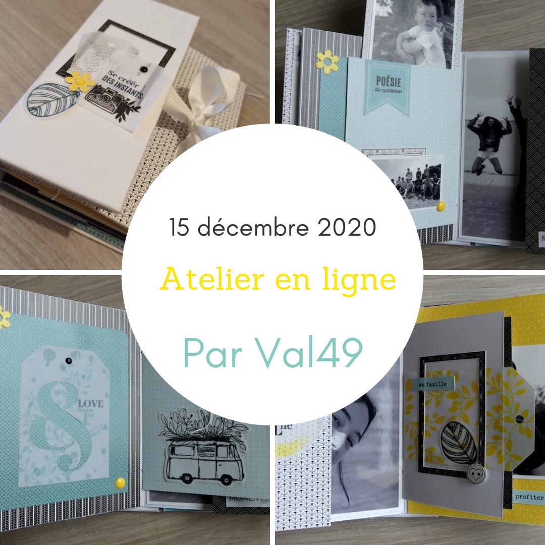 KIT ATELIER EN LIGNE DECEMBRE 2020 PAR VAL49