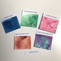 Lindy\'s Stamp Gang Magicals .25oz 5/Pkg - Victorian Bouquet