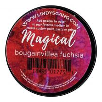 Lindy\'s Stamp Gang Magicals Individual Jar - Bougainvillea Fuchsia