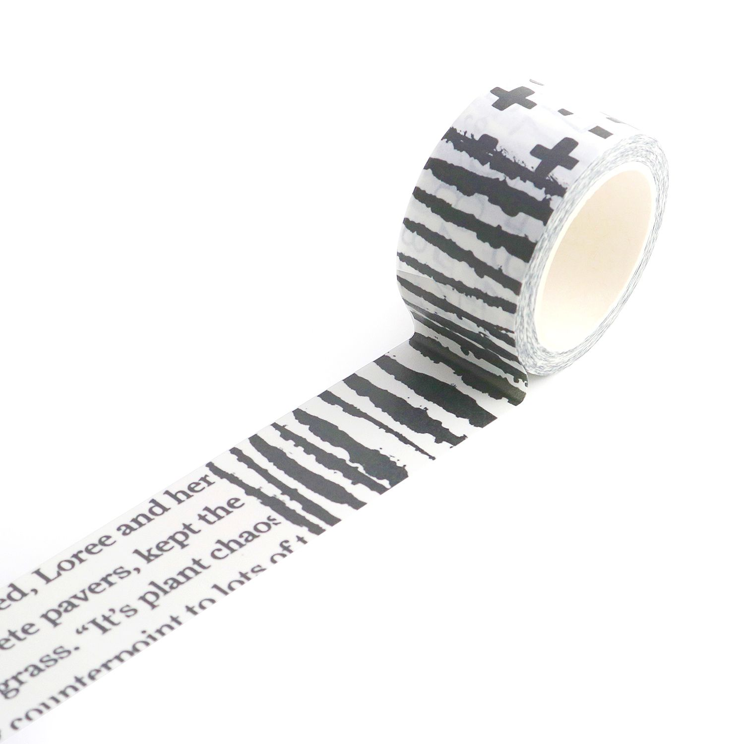 MASKING TAPE 2,5 CM - MIX AND MATCH